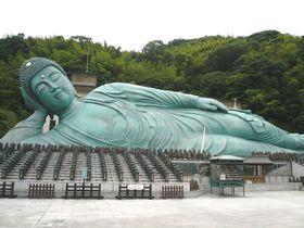 世界一の巨大釈迦涅槃像!福岡・篠栗町の「南蔵院」はご利益スポット満載|福岡県|[たびねす] by Travel.jp