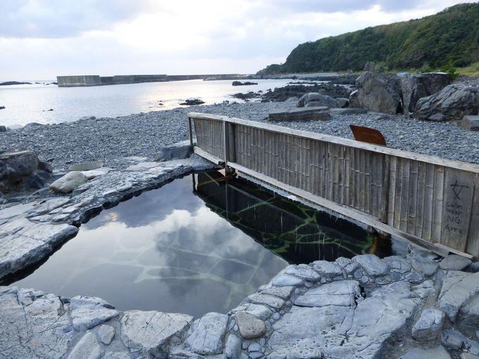 海沿い露天風呂&鮮度抜群!ダイナミックな屋久島の温泉3選