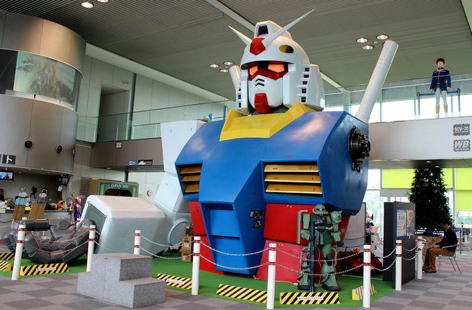 アムロいきまーす!栃木「おもちゃのまちバンダイミュージアム」が楽しすぎ!
