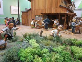 入場無料!人形が語る懐かしの昭和-大阪「ジオラマ記念館」