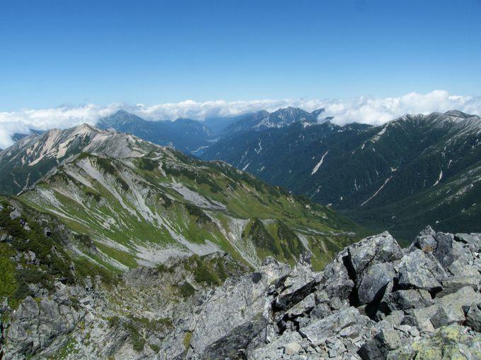 北アルプスがもっと身近に!富山側から百名山の山々へ!