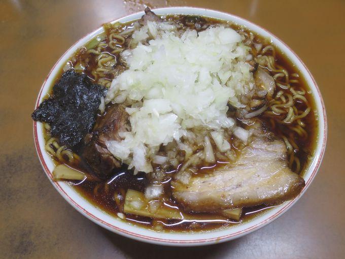 千葉・竹岡式ラーメン発祥「梅乃家」!チャーシューの煮汁とお湯だけのスープとは!?