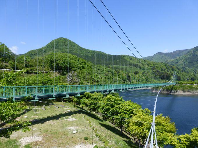 那須・塩原渓谷で吊り橋めぐり!美しい緑の渓谷を散策しよう