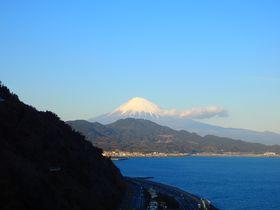 富士を望む東海道随一の絶景スポット、静岡・薩埵峠を歩こう|静岡県|[たびねす] by Travel.jp
