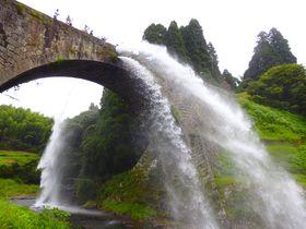 絶景時間はほんの一瞬。熊本・通潤橋は放水シーンを狙え!|熊本県|Travel.jp[たびねす]