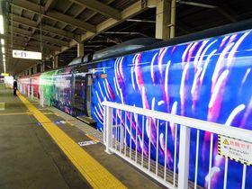 世界最速美術館!新潟「現美新幹線」は最強のインスタ映え列車