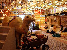 谷中名物「レストラン ザクロ」日本一うざい店長とカオス楽しいワンダーランド