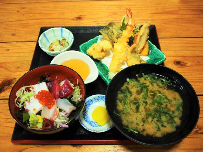 新鮮な漁師料理が大人気!鳴門海の駅「JF北灘さかな市」