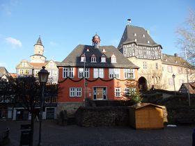フランクフルト郊外に潜むおとぎの世界!豪華な木組みの町並み4選
