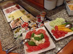 ニュルンベルク駅徒歩1分「ホテル・マリエンバート」豊富な朝食で高コスパ!