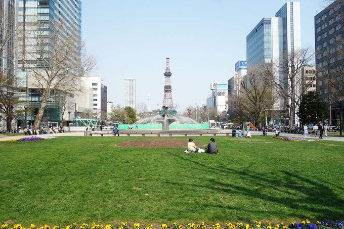 札幌市中心部の観光にビジネスに!立地最高の「リッチモンドホテル札幌大通」