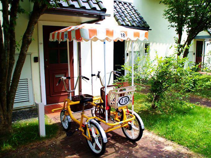 長崎・ハウステンボス「フォレストヴィラ」で別荘のようなステイを!