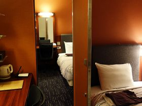 北陸地方で人気のご当地ビジネスホテル「敦賀マンテンホテル駅前」