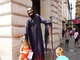 大道芸の聖地ロンドン!あなたはいくつ目撃できるかな?