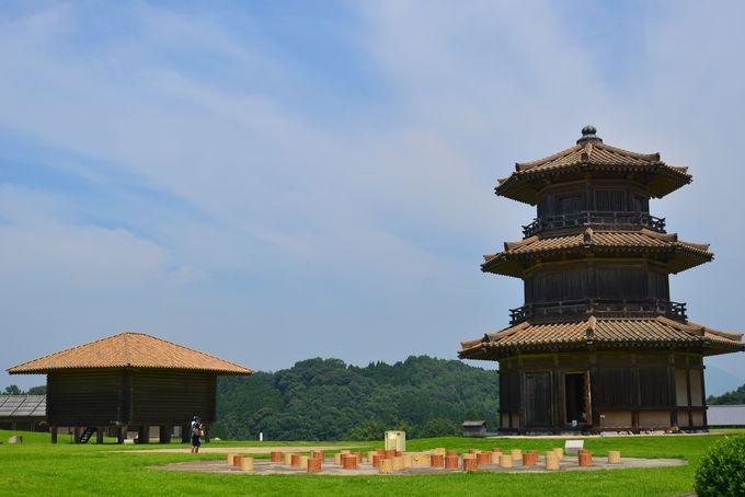 これが古代日本の国家プロジェクト!熊本県「鞠智城」で体感