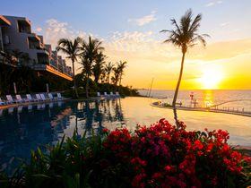 極上の癒し…沖縄「ホテルムーンビーチ」で自然にいだかれる幸せ