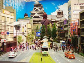 あなたがゴジラに?「熊本城×特撮美術」で天守閣と観光写真を