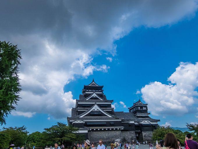 マニアでなくても一度は訪れたい!熊本城の見所はここだ
