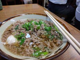 大阪ご当地グルメ「肉吸い」発祥の店「千とせ 本店」