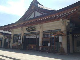 カープ女子必見!たくさんの「鯉」が広島らしい広島護国神社|広島県|[たびねす] by Travel.jp