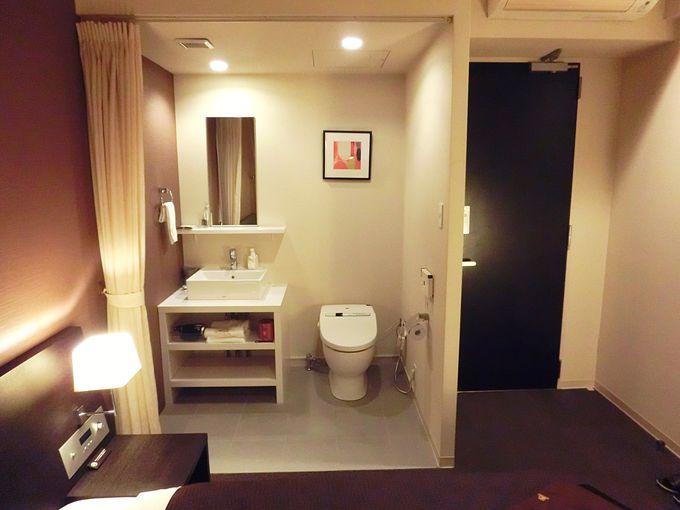 スタイリッシュな宿・岩手県北上市「モンテインホテル」は露天風呂付き