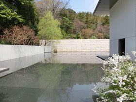 記念館でも無く、資料館でも無い!石川県金沢市「鈴木大拙館」|石川県|トラベルjp<たびねす>
