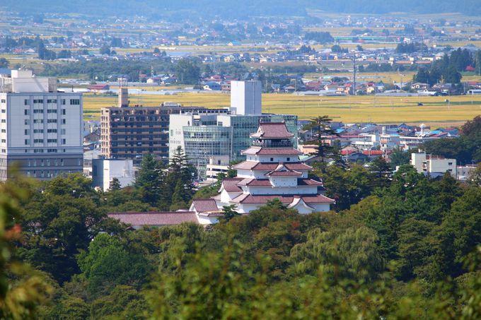 天守再建50周年を迎えリニューアルした福島県「会津若松城」がすごい!