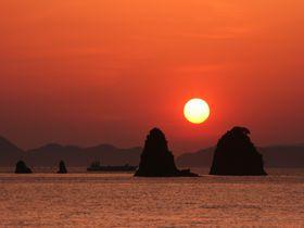瀬戸内クルーズを低予算で!松山「愛の航路」で日本で唯一の海上祈願をしよう