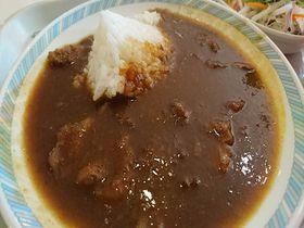 朝食なのに松阪牛すじ肉カレー食べ放題‼!松阪シティホテル