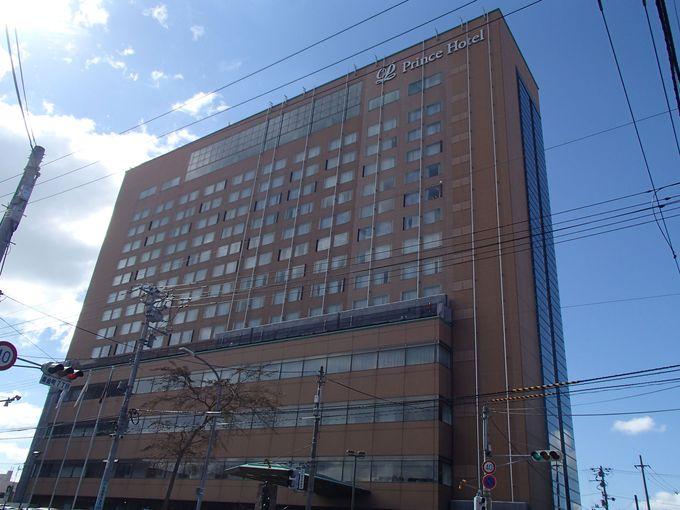 ハイクラスなサービスに大満足!市内最大級「釧路プリンスホテル」