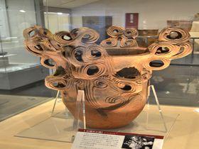 中央高速・釈迦堂PAで縄文の世界へ!「釈迦堂遺跡博物館」
