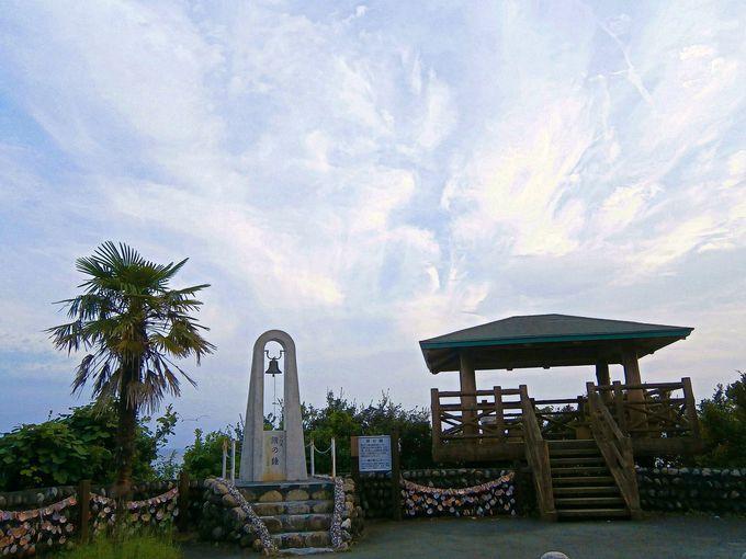 「ツバスの鐘」を鳴らせば出世と幸運が!三重・磯笛岬展望台