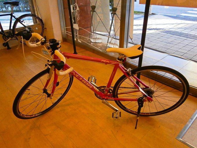 彦根城1周も!1日600円のレンタルロードバイクで巡る旅