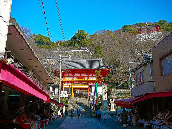 四国や淡路まで見渡せる!紀伊の紀三井寺で良縁祈願・和歌山市