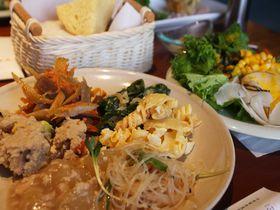 京都おススメランチは大学構内にあり!旬の京野菜が食べ放題!|京都府|[たびねす] by Travel.jp