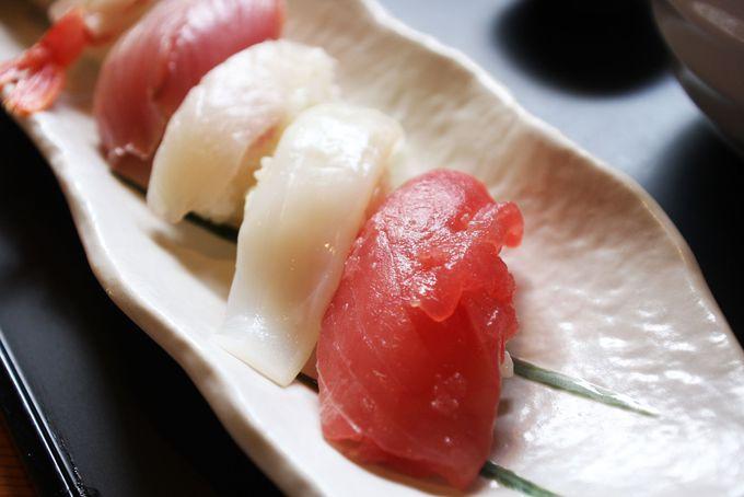 1日10食限定!金沢で人気の格安寿司ランチ「道三」