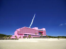 ロケット発射が見えるホテル!種子島いわさきホテル