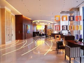都会の中のオアシスで1日中くつろぐ休日。インターコンチネンタルホテル大阪