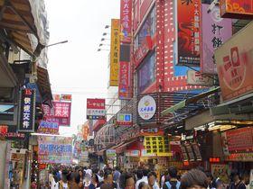 台湾・台中の夜市「一中街」は昼も大人気!おすすめのお店も