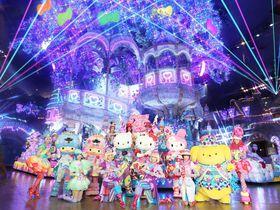 25周年、益々盛り上がる「サンリオピューロランド」を楽しもう!|東京都|トラベルjp<たびねす>