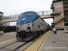 アメリカ西海岸縦断!アムトラック「コースト・スターライト号」で鉄道旅を満喫