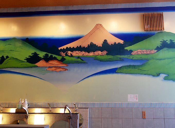 スカイツリーが見えるだけじゃない!東京の温泉銭湯「御谷湯」の魅力に迫る
