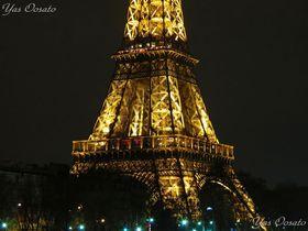パリ・エッフェル塔の外観を楽しむお勧めポイント4選