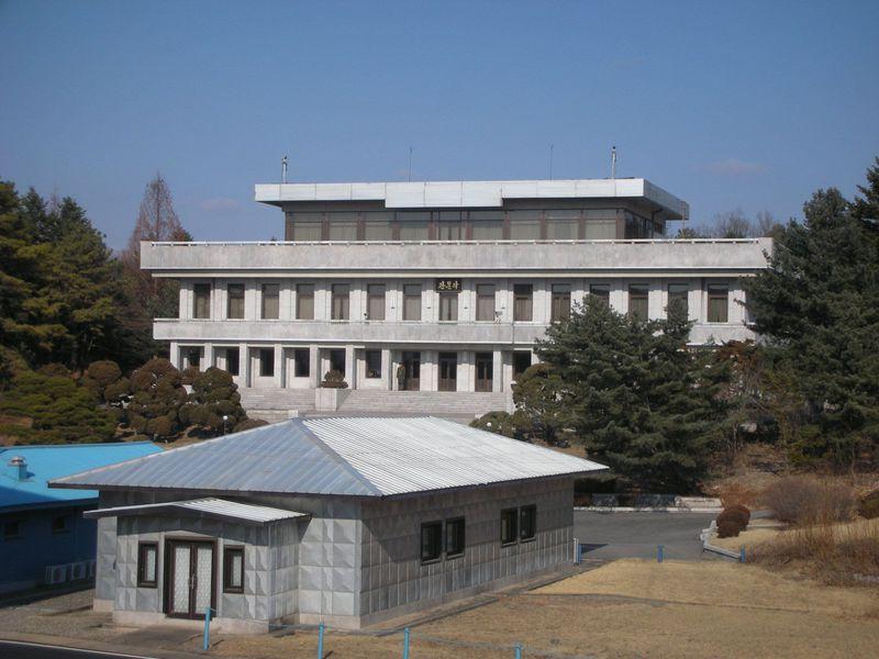 緊張のJSA!板門店ツアーに参加。韓国と北朝鮮の... 緊張のJSA!板門店ツアーに参加。韓国と