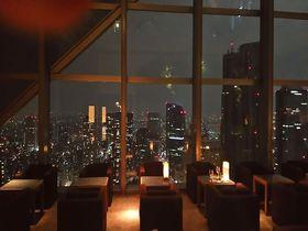ピークラウンジで飲み放題!酒飲みにうれしすぎるパークハイアット東京の「ピーク オブ ジョイ」|東京都|トラベルjp<たびねす>