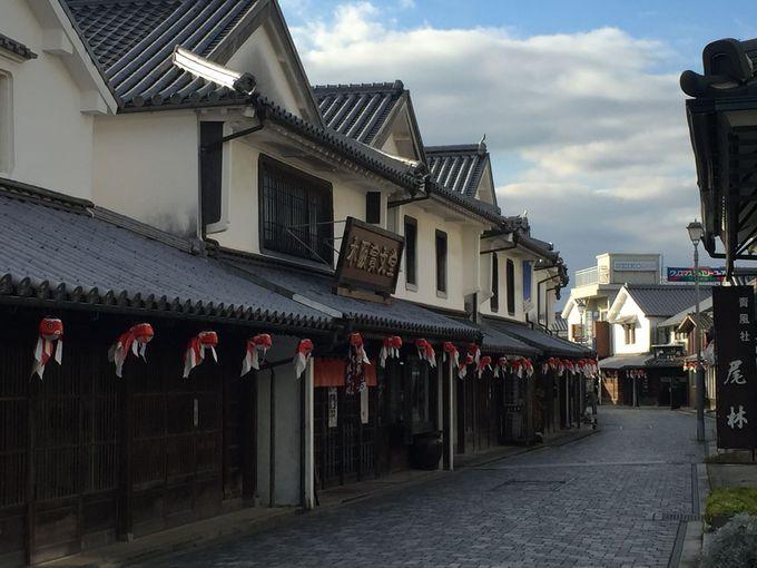 商家群は必見!山口の隠れた小京都・柳井市の街並み散策