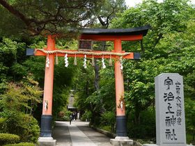 日本史の闇も眠る!?世界文化遺産・京都「宇治上神社」