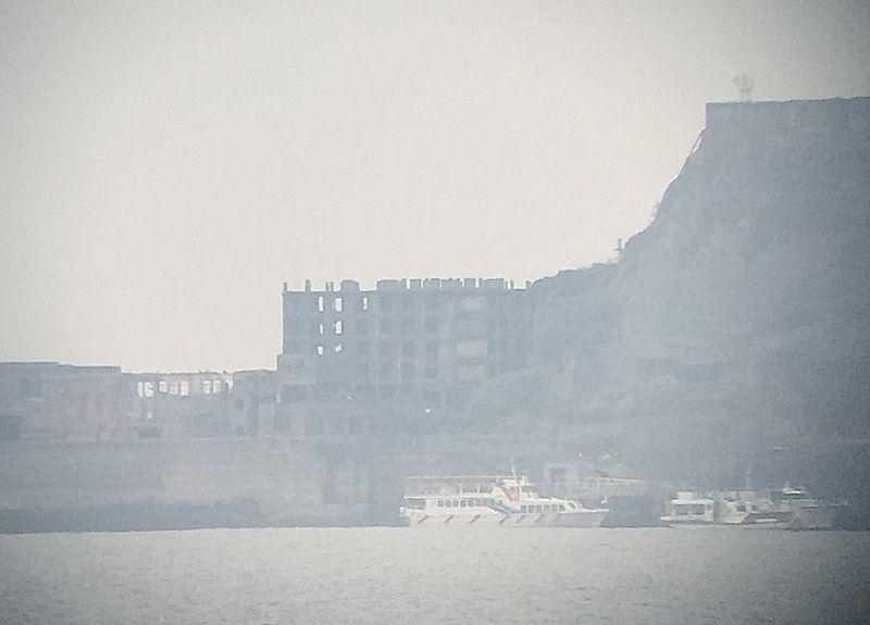 長崎の世界遺産「軍艦島」廃墟を撮影できるドライブコース