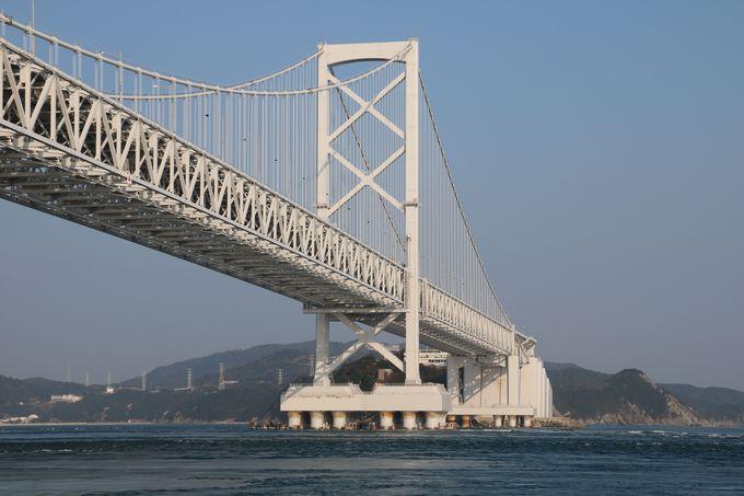 淡路のたまねぎ&鳴門金時!大鳴門橋を挟んでご当地キャッチャーを楽しもう