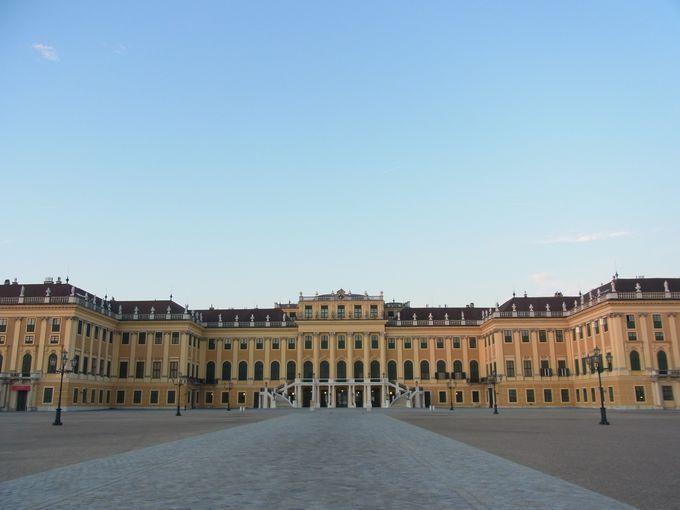 シェーンブルン宮殿の画像 p1_36
